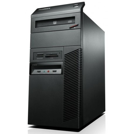 PC Lenovo Thinkcentre M82 Tower - USB 3.0 - Intel G1610 Windows 10 Pro upgrade