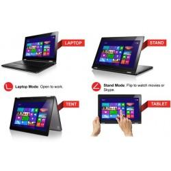 Portátil Profissional híbrido Lenovo ThinkPad Yoga 11e Ecrã táctil Windows 10 pro upgrade