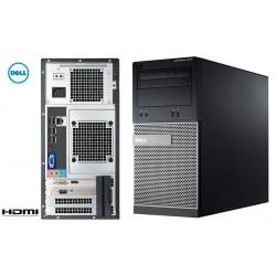 PC Profissional DELL Optiplex 3010 Tower Intel i5-3470 Quad-Core Windows 10 Pro upgrade