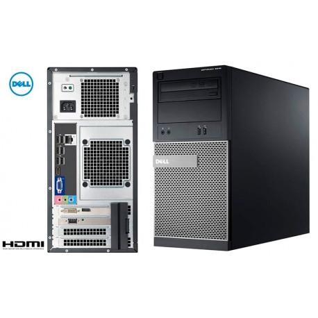 PC Profissional DELL Optiplex 3010 Tower Intel i5-3470 Quad-Core Windows 10 Pro upgrade