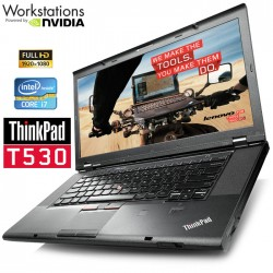 Lenovo Thinkpad T530 FULL HD Intel Core i7-3630QM ENTERPRISE-READY 15.6 Windows 10 pro upgrade