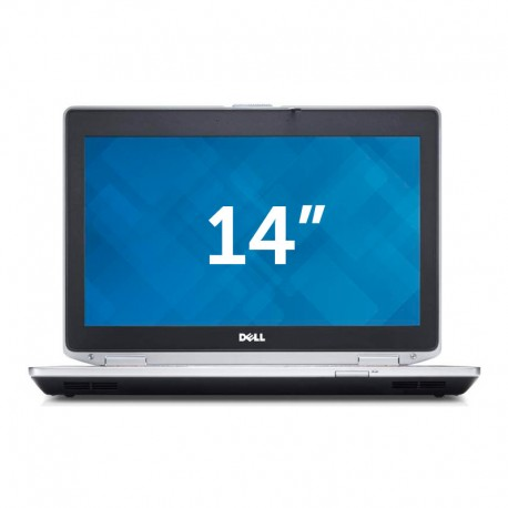 Portátil profissional Dell Latitude E6430 Intel Core i5-3210M Windows 10 Professional