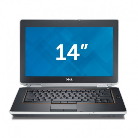 Portátil Dell Latitude E6420 Intel Core i5-2520M Windows 10 Professional upgrade