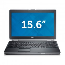 Portátil Dell Latitude E6530|39.6cm (15.6) HD|Intel Core i7-3540 Windows 10 Pro upgrade USB Webcam