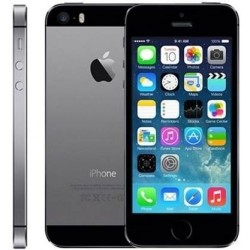 "Apple iPhone 5s 16GB Tela Retina 4"" Câmera de 8MP Space Grey Recondicionado"
