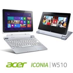"Tablet Híbrido Acer Iconia W510 Intel Atom, 2Gb, 32Gb, LED 10.1"" (Windows 10 Upgrade)"