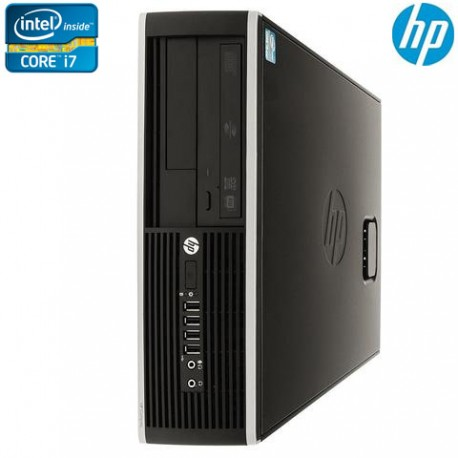 PC Desktop HP Compaq 8200 Elite Pro Series Core i7 2600 Windows 10 pro upgrade