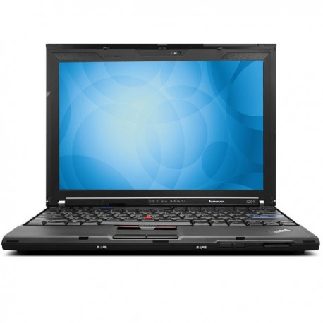 Lenovo Thinkpad X201 Intel Core i5-520M Windows 10 Home