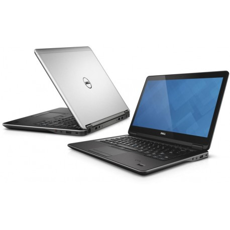 "Ultrabook ""Premier"" Dell Latitude E7240 [12.5] Intel i5-4300U [120SSD] da 4.ª geração Windows 10 Professional upgrade"
