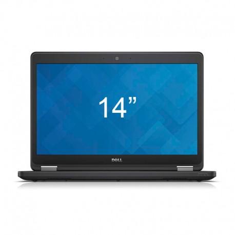 Portátil Premium DELL Latitude E5450 Intel i5-5300U - 5ª Gen Windows 10 Professional upgrade