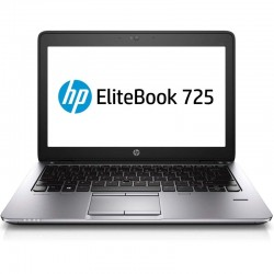 Ultrabook Empresarial HP EliteBook 725 G2 AMD A8 Pro-7150B Windows 10 Pro Upgrade