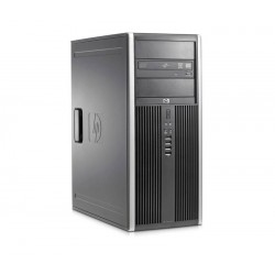 PC Desktop Pro HP 8300 Elite Business Intel QUAD CORE I7 3770 Windows 10 professional upgrade