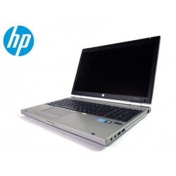 Portatil PREMIUM HP Elitebook 8570p Intel Core i7-3520M - [AMD Radeon HD 7570M -1GB] Windows 10 Pro Upgrade