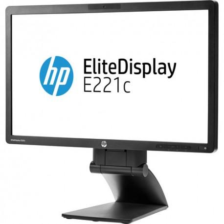"Monitor profissional IPS - HP EliteDisplay 22""FULL HD [1920x1080] Widescreen"