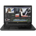 "Workstation portátil HP ZBook 17"" Full HD Quad Core i7-4800MQ [ 16 GB RAM ] [QUADRO K3100M -4GB] Windows 10 Pro upgrade"