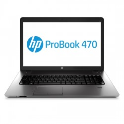 "Portátil HP ProBook 470 (4ª Geração ) 17 Polegadas"" LED - Intel i5-4210U Windows 10 Pro upgrade"