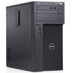 Dell Precision T1700 Workstation (4ª Geração) Xeon E3-1220 v3 [Quadro K600 - 1GB] Windows 10 Pro Upgrade