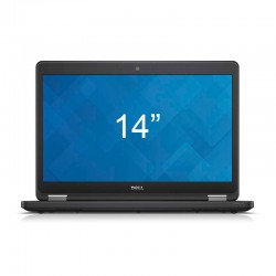 Portátil Premium DELL Latitude E5450 Intel i3-5010U - 5Gen Win 10 upgrade