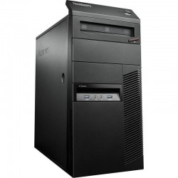 ThinkCentre M93 Tower Desktop PC Intel Core I5-4570 (4ª Geração) Windows 10 Pro upgrade