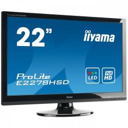 Monitor professional 22 Pol Iiyama ProLite Full HD LED (1920x1080) Widescreen