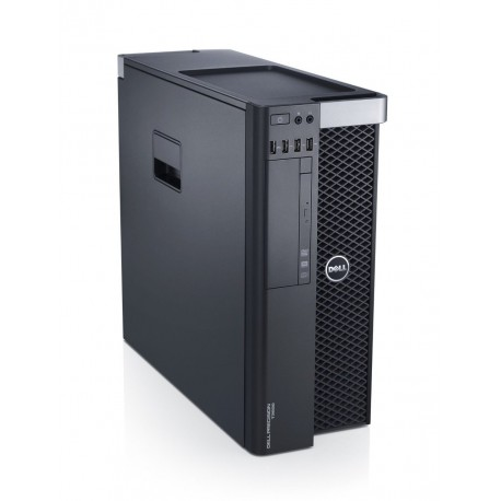 Estação de trabalho Dell Precision T5600 Intel Xeon [250GB SSD] [16GB RAM]-[QUADRO 4000- 2 GB] Windows 10 Pro upgrade