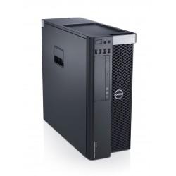 Estação de trabalho Dell Precision T5610 Xeon E5-2650 V2 [16GB RAM] [QUADRO K2000 - 2 GB] [ 240GB SSD ] Windows 10 Pro upgrade