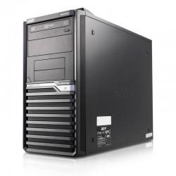 PC Desktop GATEWAY VERITON M490G Intel Core I5-650 Windows 10 Pro upgrade