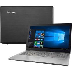 Lenovo Ideapad 320 Multimedia AMD DUAL CORE A9-9420 (3,0GHZ) - 15.6 HD LED - DDR4 Windows 10
