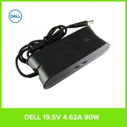 Carregador Compatível para Computador Portátil Dell 90W (19,5 V 4,62 A)