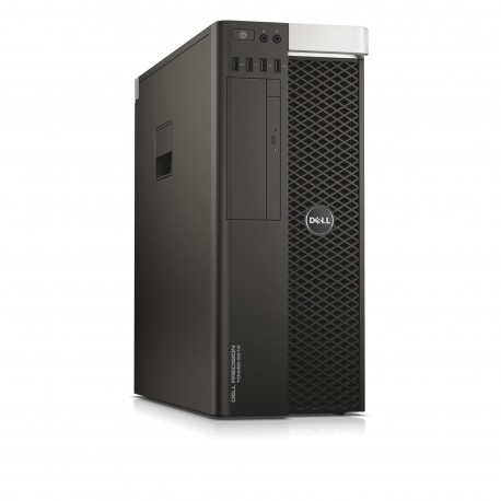 Estação de trabalho Dell Precision T5810 Xeon E5-1620 v3 [16GB RAM DDR4] [QUADRO K4000 - 3 GB] [ 240GB SSD ] Windows 10 Pro