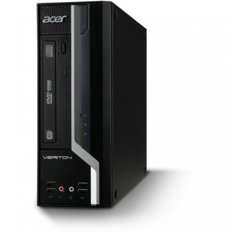 PC Desktop Acer VERITON SFF PC Intel G1820 Windows 10 Pro upgrade