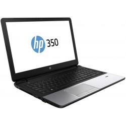 Portátil empresarial HP 350 G2 |15.6 Polegadas LED | Intel I5 5200U (5ª Geração ) Prateado| Windows 10 Pro upgrade