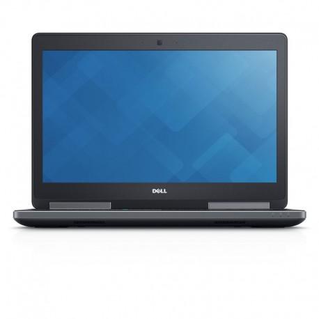 """Workstation Dell Precision 7510  15.6"""" Pol  i7-6820HQ [Skylake 6ª Geração] 1TB HDD DDR4  [Nvidia Quadro M1000M-2GB] Win 10 Pro"""