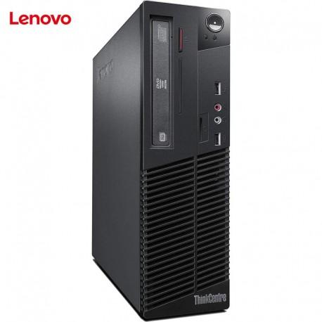 PC Lenovo Thinkcentre M72E DT Intel Quad Core i5-2400 Windows 10 professional upgrade
