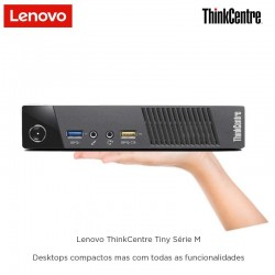 Lenovo ThinkCentre M73 Ultra Small PC Tiny Intel Core i3-4130 [4ª GEN] Windows 10 pro