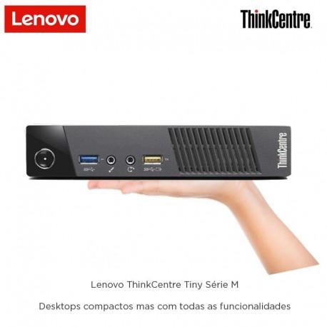 Lenovo ThinkCentre M73 Ultra Small PC Tiny Intel Core i3-4130 [4ª GEN] Windows 10 pro