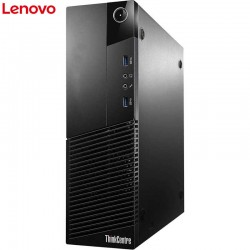 PC Avançado Lenovo Thinkcentre M93 SFF Intel Quad Core i5-4570 (4ª Geração) Windows 10 professional upgrade