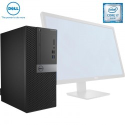 Dell Optiplex 7040 Desktop Empresarial QUAD CORE i7-6700 [Skylake 6ª Geração] Windows 10 Pro Upgrade