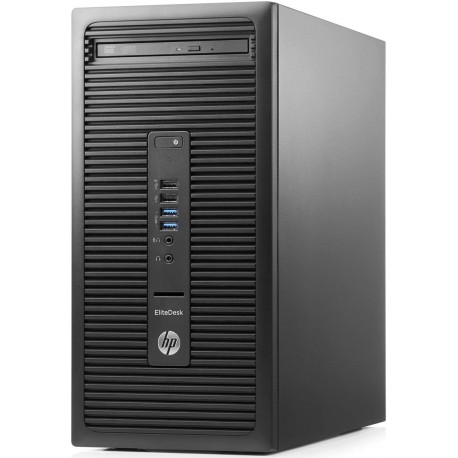PC Desktop HP EliteDesk 705 G1 TW AMD A4 PRO 7300B,RADEON HD 8470D Windows 10 pro upgrade