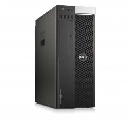Estação de trabalho Dell Precision T5810 Xeon E5-1650 v3 [16GB DDR4]-[QUADRO K2200 - 4 GB] [ 240GB SSD ] Windows 10 Pro