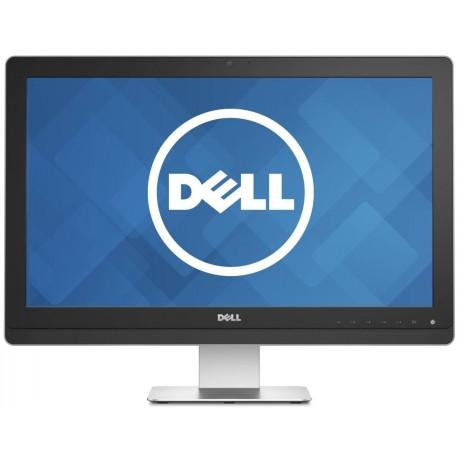 Monitor Profissional IPS Dell 24 para videoconferências FULL HD 1920X1080 LED Webcam 2MP