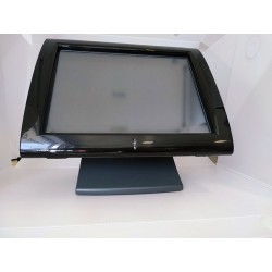 Monitor Touchscreen POS Aures POSLIGNE - 38.1 cm (15'') Black Piano