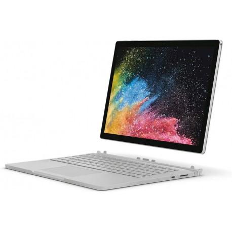 "Microsoft Surface Book 13.5"" Intel Core i7-6600U |512GB SSD|16 GB RAM|Nvidia Geforce|Windows 10 Pro|Silver"