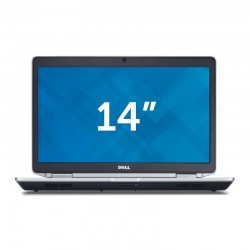 "Portátil ""Premier"" Dell Latitude E6430s Intel Core i5-3320M [240GB SSD ] Webcam