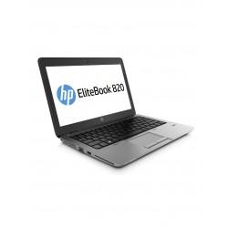 A- Ultrabook Empresarial HP EliteBook 820 Intel Core i5-4300U (4ª Geração) Windows 10 Pro Upgrade A-