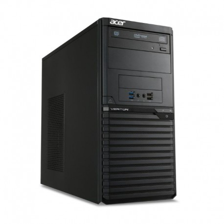 PC Desktop Acer VERITON Tower Intel Core i3-4170 [4ª Geração] Windows 10 Pro upgrade