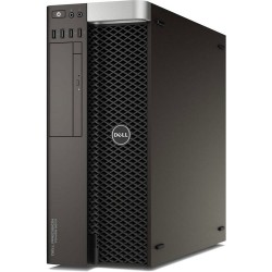 Estação de trabalho Dell Precision T3600 QUAD CORE Intel Xeon E5-1620 [16GB RAM] [QUADRO K2000 -2GB] Windows 10 Pro upgrade