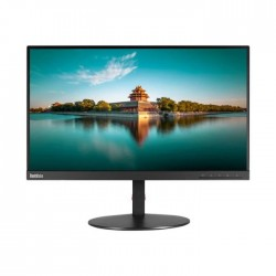 "Monitor profissional Lenovo ThinkVision 22"" Wide FHD (1080p) IPS, HDMI, VGA, DisplayPort - Infinity Edge"