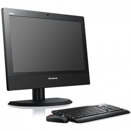 """ThinkCentre M73Z 20"""" FHD All-in-one AIO Desktop - 4ª Geração Dual Core i3 4150 Windows 10 Pro upgrade"""