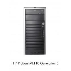 Servidor HP ProLiant ML110 G5 Dual-Core Intel XEON 3065